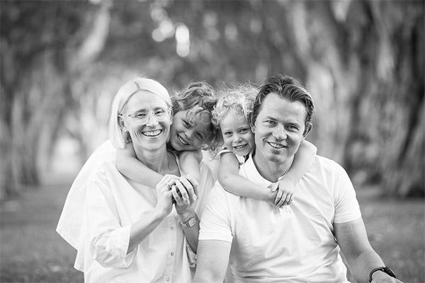 Family Portraits Sydney/Illawarra Service